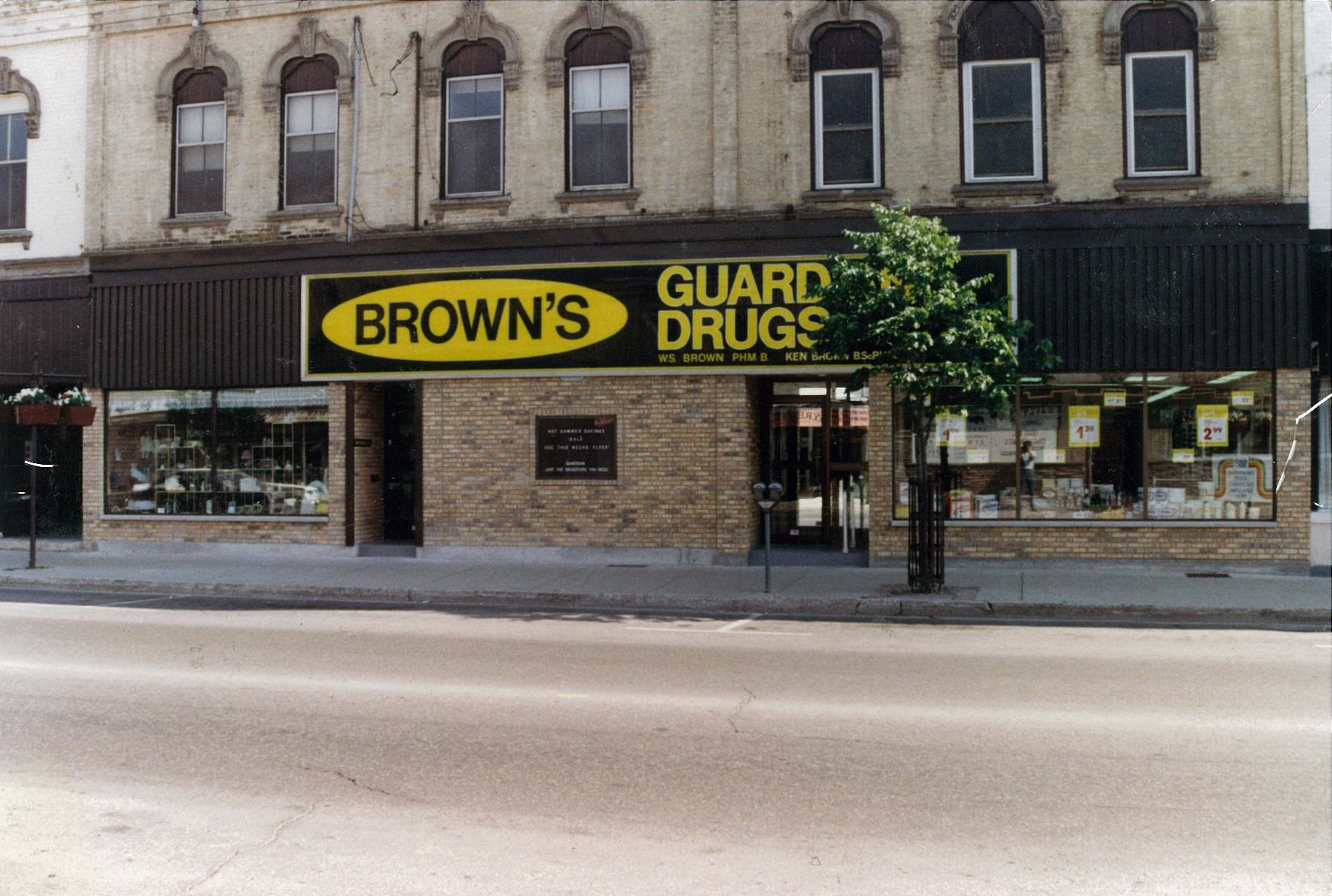 Brown's Guardian Drugs